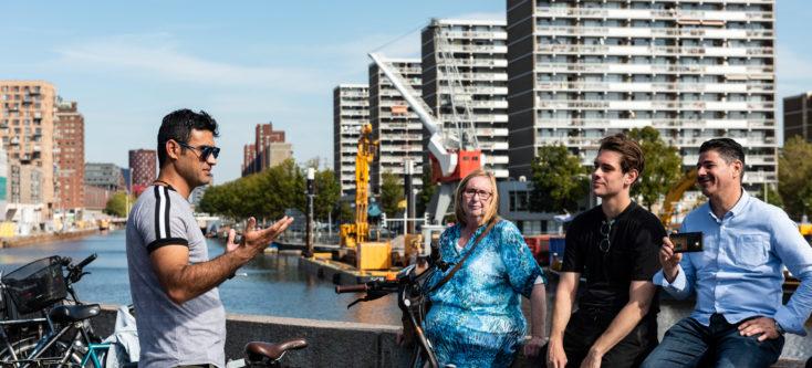 Den Haag door nieuwe ogen: Adnan 1