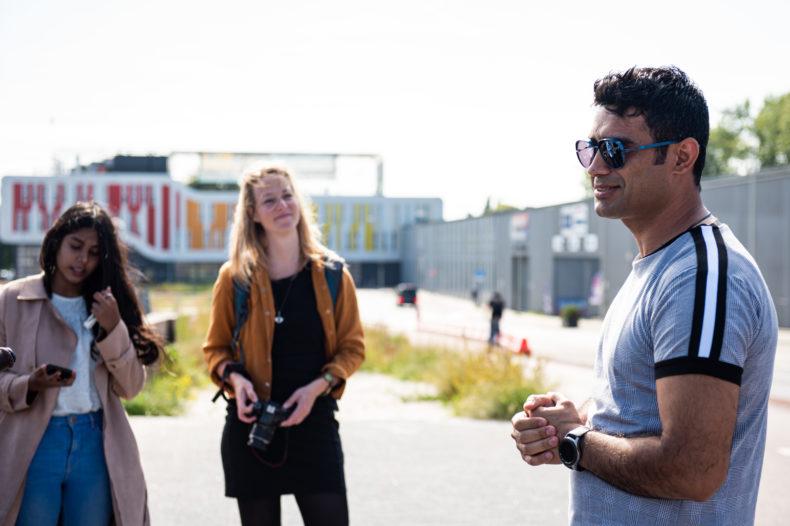 Den Haag door nieuwe ogen: Adnan