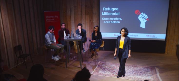 Kijk terug: The Refugee Millennial: Onze moeders, onze helden 7