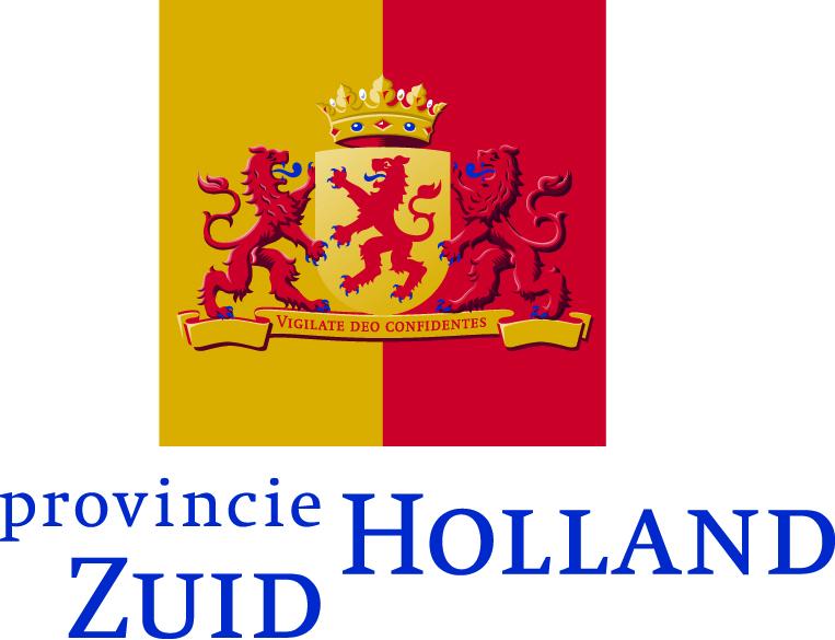 Logo provincie zuid holland - Humanity House