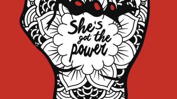She's got the power