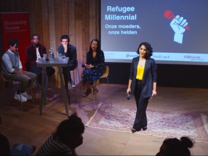The Refugee Millennial: Wie zijn onze kinderen?