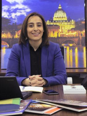 She's got the power: Laury Haytayan