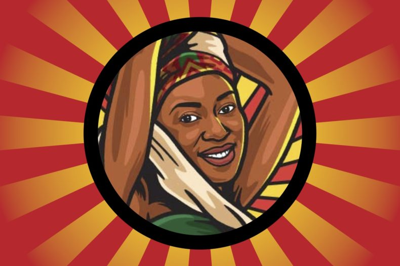 Makerslab: de verhalen van Mo en Maria in de etalage 6