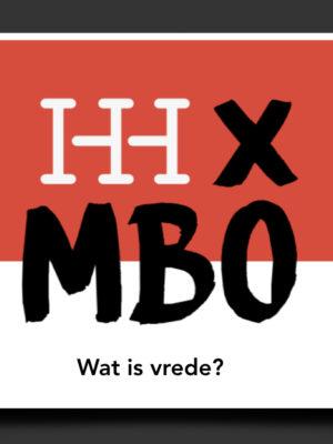 Humanity House X MBO - Wat betekent vrede voor jou?