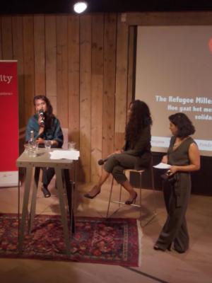 Kijk terug: The Refugee Millennial: Hoe gaat het met onze solidariteit? 1