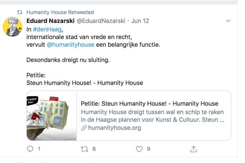 In onze woorden: afscheid van 10 jaar Humanity House 7